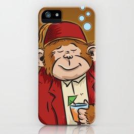 Monty iPhone Case