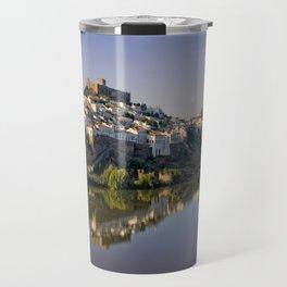Dusk at Mertola, Portugal Travel Mug