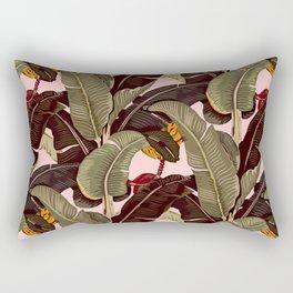 martinique pattern Rectangular Pillow