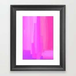 Equinoxe Framed Art Print