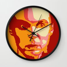 WHEATON! Wall Clock