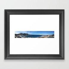 ATLÁNTICO Framed Art Print