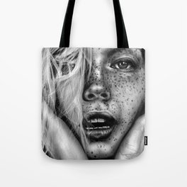 + FRECKLES + Tote Bag