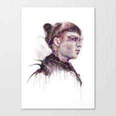 Grimes II Canvas Print