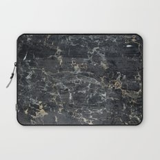 Old black marBLe Laptop Sleeve