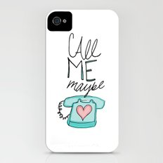 Call Me Maybe Slim Case iPhone (4, 4s)