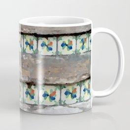 Tile Hiding in Stairs Coffee Mug