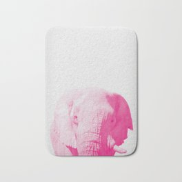 Elephant 02 Bath Mat