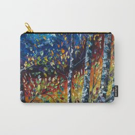 Moonlight Sonata with a Palette Knife Carry-All Pouch