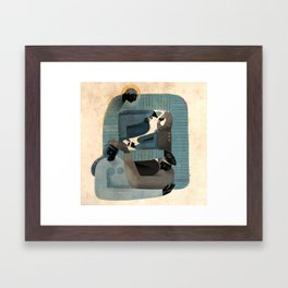 Gallery Framed Art Print