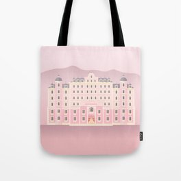 The Grand Budapest Tote Bag