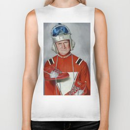 mork and mork and mindy Biker Tank