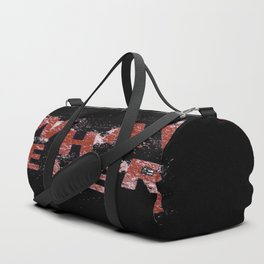 Red Whatever Duffle Bag