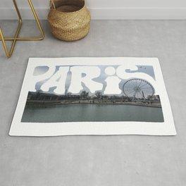 Paris Panorama Rug