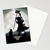 Gandalf Kid Stationery Cards