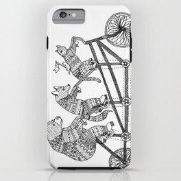 Tandem iPhone Case