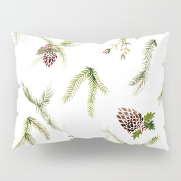 Holiday Plant Extravaganza Pillow Sham