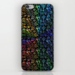 Joshua Tree Arco Iris by CREYES iPhone Skin