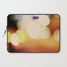 City Blur Laptop Sleeve