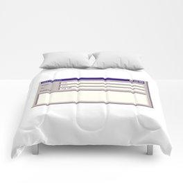 Log Off Comforters