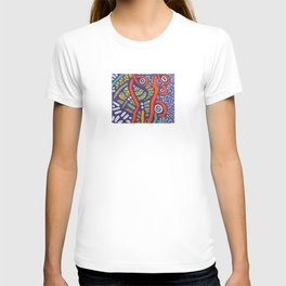 COLOR MY WORLD 8 T-shirt