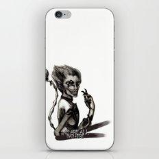 American McGee's Cheshire cat - Edit 2 iPhone & iPod Skin