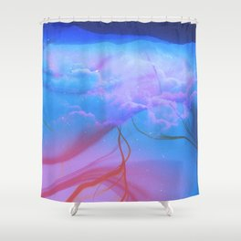 ACES Shower Curtain