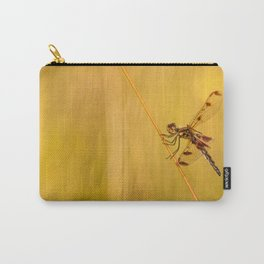 Dragonfly Pole Dance ~ Ginkelmier Inspired Carry-All Pouch