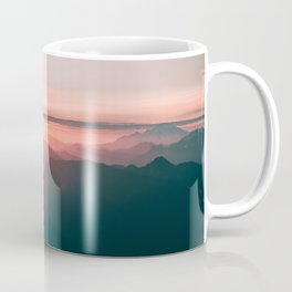 Baker Sunset Coffee Mug