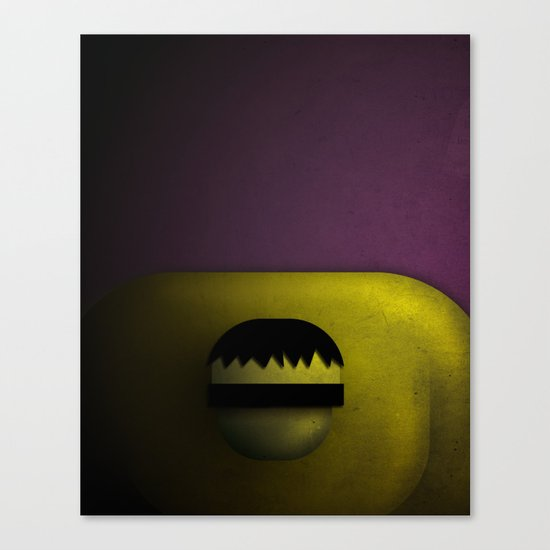 Smooth Heroes - Hulk Canvas Print