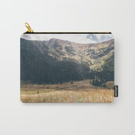 Hala Kondratowa Mountain Valley Landscape Carry-All Pouch