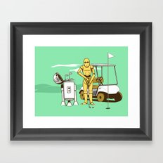 star wars episode 7 Framed Art Print