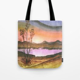 LoneTree 05 Tote Bag