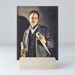 Vincent Price, Horror Actor Mini Art Print
