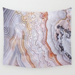 Crazy lace agate Wall Tapestry