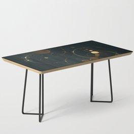 Day 1127 /// Cosmic Volume Overlap Coffee Table