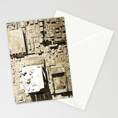 City Ruins Stationery Cards