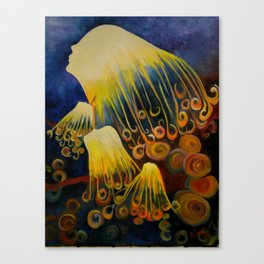 Jelly Girls Canvas Print