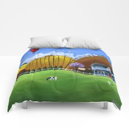 Hilly Heights Comforters