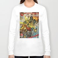 transformers Long Sleeve T-shirts featuring transformers by Haribow