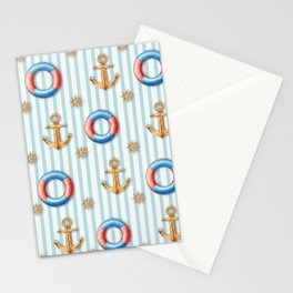 sea day Stationery Cards