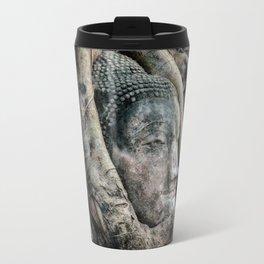 Banyan Tree Buddha Travel Mug
