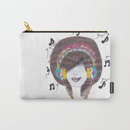 365 cabelos - Dance Carry-All Pouch