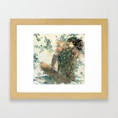 Reve D'Ore Framed Art Print