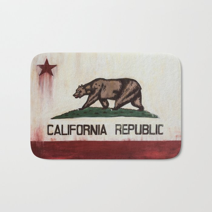 CALIFORNIA REPUBLIC Bath Mat