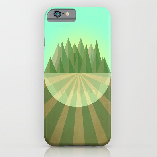 Reach your goals iPhone & iPod Case