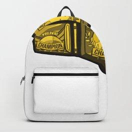 Wrestling Champion Backpack