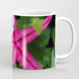 starfish in the flower pot Coffee Mug