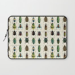 Jeweled Beetles  Laptop Sleeve
