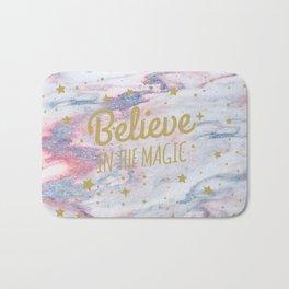 Believe in The Magic Bath Mat